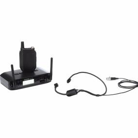 Sistema Sem Fio Shure Glxd14/pga31 Com Receptor E Microfone