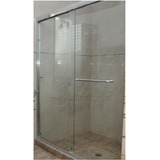 Puertas Duchas Baños Vidrios Templados Esmerilados Corrediza