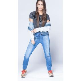 Babucha Mujer Jeans