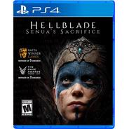 Hellblade: Senua's Sacrific Ps4
