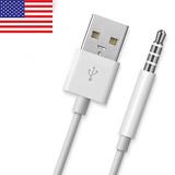 Cable De Datos Usb Cargador Sync Para Apple Ipod Shuffle 3 º