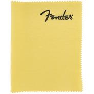 Fender Polish Cloth Franela Para Limpieza Instrumentos