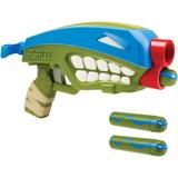 Pistola Lanzadora Doble Las Tortugas Ninja