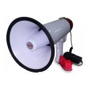 Megáfono Gbr Grabador De Voz Con Mic Y Sirena 15w - Hmp1501