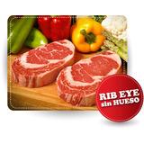 Cortes De Carne Rib Eye S/ H Prime Steak Monterrey 3 Kgs
