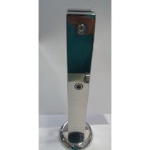 Coluna/ Pinça/ Torre Em Inox 30cm Para Vidros Guarda Corpo