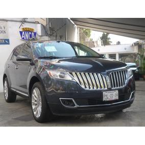 Lincoln Mkx Suv Awd Unico Dueño, Impecable, Garantizada !!!