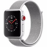 Apple Watch Series 3 Mqk52ll/a 42mm Gps + Celular Aluminio