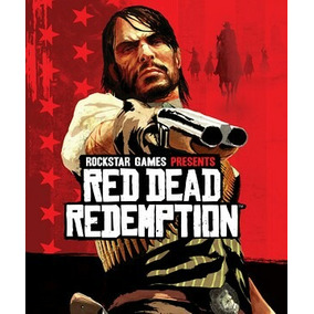 Red Dead Redemtion Xbox 360 Original