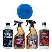 Doctor Shine Hidratante Limpa Couro Apc Interiores Cadillac