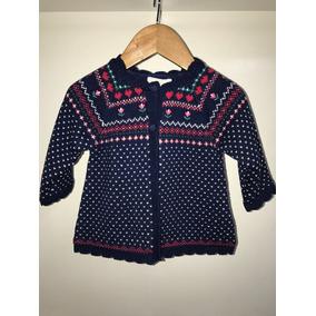 Sweater De Punto Colorido En Azul Diseño Español Mayoral