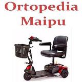 Scooter Ortopédico 3 Ruedas Motorizado Eléctrico- Importado