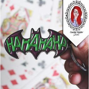 Chaveiro Esquadrão Suicida Batman Coringa Suicide Squad