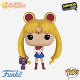 Funko Pop Sailor Moon & Luna
