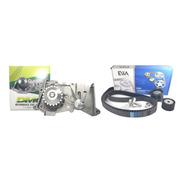 Kit Distribucion K4m + Bomba Agua Sandero - Stepway 1.6 16v