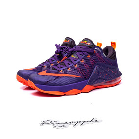 new product d0ff1 9977e order tenis nike james lebron 12 xii xmas basketbol original 27mx. cargando  zoom. 2a6a9 53cf3  closeout nike lebron 12 low court purple 8655e 8a027