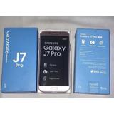Samsung Galaxy J7 Pro /tienda Fisica/liberado/factura Fiscal