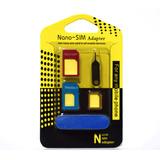 Adaptadores Nano Sim A Micro Sim Y Sim Normal