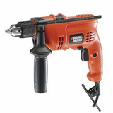 Taladro Black And Decker Percutor 1/2 550w Tm550