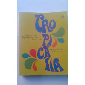Livro - Tropicália Encontros - Fred D