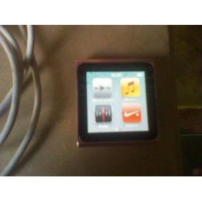 Ipod Nano Con Cargador. En Perfecto Estado