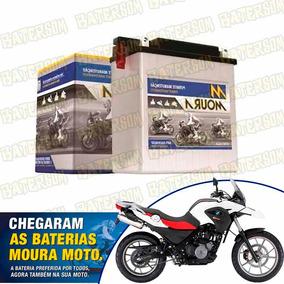 Bateria Moura Moto 12ah Bmw G 650 Gs