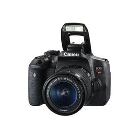 Camara Canon T6i Rebel 24.2 Megapixel Con Lente Por Pedido