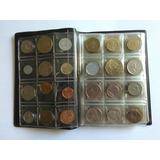 Álbum Con 78 Monedas (todas Distintas)