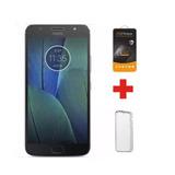 Moto G5s Plus 32 Gb Gris Mexico 5.5 Motorola Celular Baratos