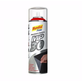 Mp30 Envelopamento Líquido Vermelho Fosco - 500ml