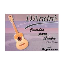 Cuerdas (set) Dandre Para Cuatro Das401