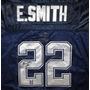 Jersey Autografiado Emmitt Smith Dallas Cowboys Nfl Vaqueros