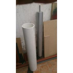 Tubo Protector De Pvc Para Rodillos ( Repuesto )