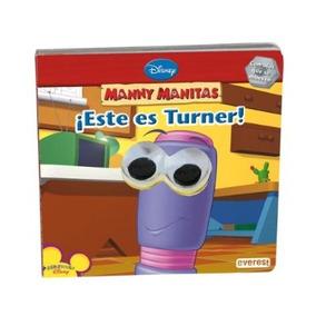 Este Es Turner.playhouse Disney.(manny Manitas 3 Años) Vari