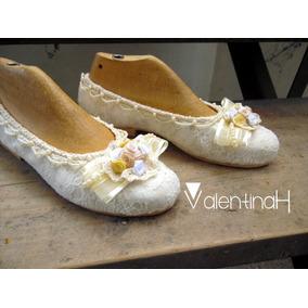 Ballerinas / Chatitas Casamiento Personalizadas! Exclusivas!