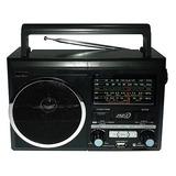 Radio Unisef Dual Am/fm R-926 Lector Usb/sd