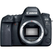 Câmera Canon 6d Mark Ii 2 Nota Fiscal Garantia 1 Ano Brasil
