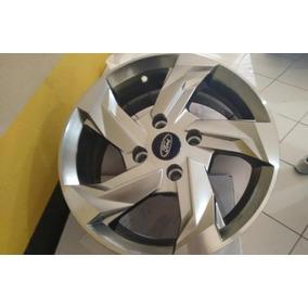 Jg Roda New Fiesta Aro 15 4 X108 Focus Ka K60+parafusos+bico