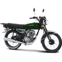 Moto Sapucai Clásica 125 Cc Vintage Zanella 0km 2017