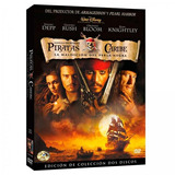 Piratas Del Caribe I. La Maldición Del Perla Negra - Dvd