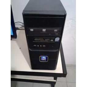 Pc Core I5 Ç 4gb Ram 500 Disco Duro, Monitor 19 Lcd