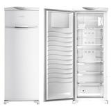 Freezer Vertical Brastemp Flex 229 Litros 110v - Bvr28mb