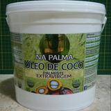 Óleo De Coco Na Palma Extravirgem 100% Natural Balde 3,2l