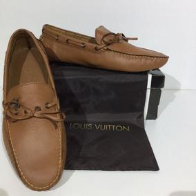 Mocasines Louis Vuitton Lv Varios 100% Piel Envío Gratis