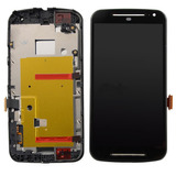 Tela Touch Display Lcd Moto G 2 G2 + Pelicula De Vidro