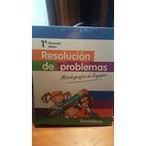 Resolución De Problemas 1° Básico Santillana