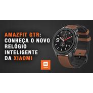 Relógio Smartwatch Xiaomi Amazfit Gtr-47mm A1902 Gps
