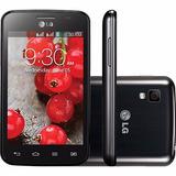 Lg Optimus L4 Ii Dual Chip 3g Tv E467 Android 4.1 Seminovo