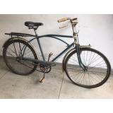 Bicicleta Antiga Caloi Arco Duplo