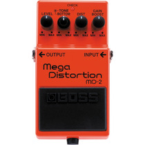 Pedal Para Guitarra Boss Md-2 Mega Distortion